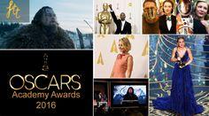 A walk-through Oscars #AcademyAwards 2016. #Oscars2016 #FashionShow