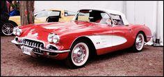 Chevy Corvette 1959 - 24H du Mans Classic 2012 - by Naia