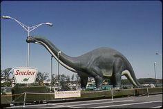new york worlds fair sinclar dinoland | 1964-65 Worlds Fair Sinclair Dinoland at Kaboodle