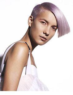 I want this hair!!!    hair: saco creative team led by richard ashforth  photography: david oldham  make-up: andrew gallimore  clothing: hasan hejazi