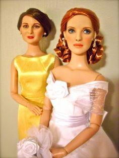 About Bette Davis: Bette Davis and Olivia de Havilland from Hush Hush Sweet Charlotte