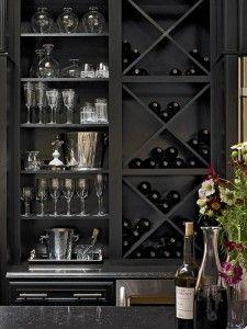 diy x shelves for wine storage design