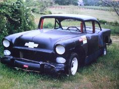vintage dirt track car racing | Dirt Race Classifieds on 1955 Chevy Dirt Race Car For Sale