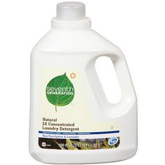 I love using laundry products that are safe for our precious earth -Seventh Generation 2X Ultra Concentrate Liquid Laundry, Blue Eucalyptus & Lavender, 100 oz #WalmartGreen
