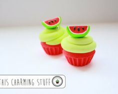polymer clay food charms - Google Search