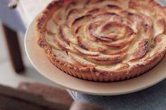 Normandische appeltaart - Recept - Allerhande
