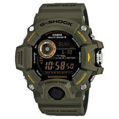 G-Shock GW-9400-3 Rangeman - Watches - Tactical Distributors- Tactical Gear