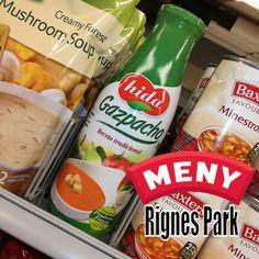 Hei. Ja! Du har Gazpacho på Rignes Park. Hvor bor du?  http://ift.tt/2oi3mjr