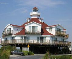 Lighthouse Club at Fager's Island - Ocean City, MD...had breakfast here with live entertainment!