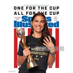 2019 World Cup Champion Issue Orlando Pride, World Cup Champions, Good Soccer Players, Baby Horses, Alex Morgan, How To Run Longer, Fanart, Instagram, Backgrounds