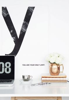 So kannst du deinen Schreibtisch persönlicher gestalten #HomeOffice