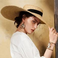 ee515358 Tallulah floppy hat. Your holiday is calling. Wide-brim Hat, Boater Hat