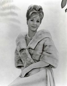 Debbie Reynolds.  I'm not sure who I like more - Debbie or her daughter.  Both are amazing women.