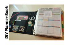 DIY Planner Book VIDEO #1