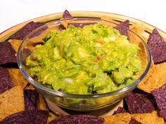 On the Border Guacamole Live! Recipe. Always good to have a foolproof guac recipe on hand.