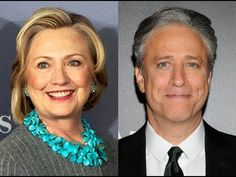 Jon Stewart Has Some Harsh Words For Hillary Clinton. The commentary after Stewart sums up my feelings about Hillary perfectly.