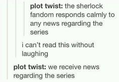 Only Sherlock