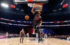 #NBA: Davis suma 52 el Oeste gana 192-182 a Este en All Star Game