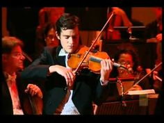 Barber Violin Concerto 2nd Mvt Richard Pollett - 2010 Young ...