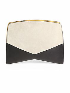 Narciso Rodriguez NR57 A-Line Folio Mixed-Media Case for iPad 1, 2 & 3