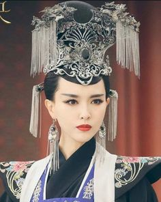 Princess Wei Yang, Tiffany Tang, The Empress Of China, Nathan Chen, Luo Jin, Chinese Martial Arts, Martial Arts Movies, Chinese Movies, Head Shots
