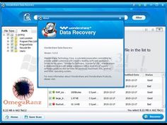 How to Download,Install and Crack Wondershare Data Recovery 5 0 0 5 Fina...