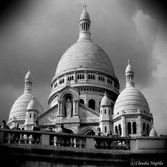 Sacré Coeur in Paris ... have been to Paris but not Sacre Coeur