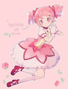 Me Anime, Kawaii Anime, Anime Art, Madoka Magica, Beautiful Drawings, Cute Drawings, Character Art, Character Design, Symbolic Art