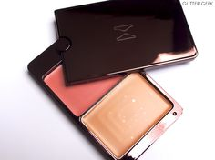 LOVE Hourglass Illume Crème To Powder Bronzer Duo in Sunset $46