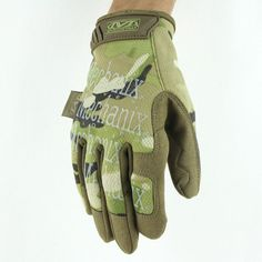 Mechanix Tactical Gloves Military Bike Race Sports Game Paintball Mechanic Army | eBay