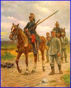 German pow.1915