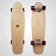 Cruiser Long - White (Maple Wood) – Skills or Skulls Cruiser Boards, Skull Logo, Skateboard Design, Skateboards, Classic Mini, Longboards, Surfing, Chrome, Skulls