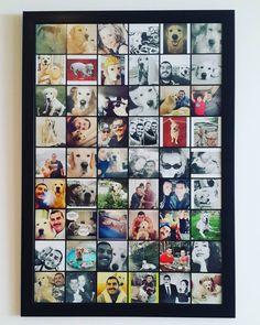 En sevdiklerin, en sevdiğin çerçevenin içinde; albüm posterle duvarında. <3 #love #suprise #sürpriz #decoration #dekorasyon #süsleme #süs #home #ev #hediye #gift #fotoğraf #birthday #doğumünü #polaroid #card #poster #sevgiliyehediye #sevgili