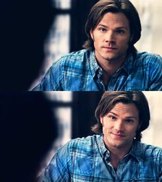 Sometimes all I can think is that Sam is adorable. #Supernatural
