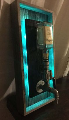 Wall Mount Liquor Dispenser by PRIMOBARS on Etsy