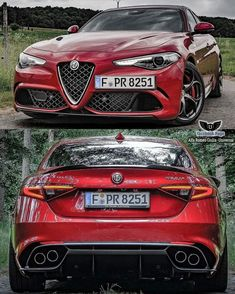 """Mi piace"": 707, commenti: 6 - Alfa Romeo Passion (@alfa_romeo_passion) su Instagram: ""Stunning from any angle . . Visit our official web shop: www.arpassion.com . . #alfaromeo #giulia…"""