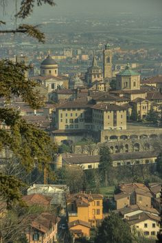 Bergamo, Italy I spent the first 3 1/2 years of my marriage in this city. My heart will always be here. #Contest #FIJIWater