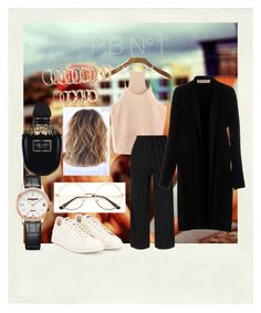 """""""P.B N°1"""" by marlinda212 on Polyvore featuring mode, Polaroid, Topshop, Raf Simons, Marni, Baume & Mercier, Forever 21 et Alexander McQueen"""