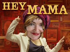 """Get your mama groovin' for Mother's Day in this hip-hoptastic video of The Black Eyed Peas' hit """"Hey Mama."""""""