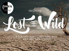 lost-in-wild-fontlost-in-wild-font