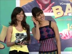 Ranbir,Priyanka and Ileana at Rcity mall Ghatkopar.