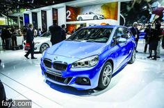 Bmw Serie 2 Active Tourer صورة 3