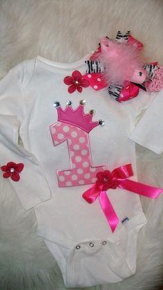 Custom Zebra PoSh PrInCeSs 1st Birthday Tutu by TutuSassyGirlz, $69.00