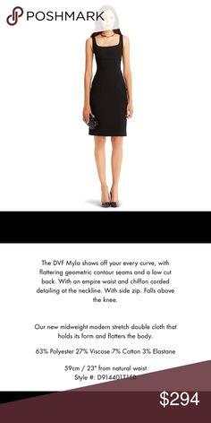 😍make offer for 50%off😍NWT Diane Von Furstenberg NWT Mya Ceramic bodycon dress. Sz 4.  Open to offers. Diane von Furstenberg Dresses