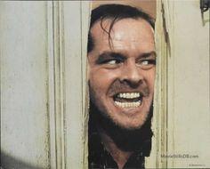 The Shining - Publicity still of Jack Nicholson