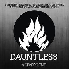 Dauntless symbol from Divergent by Veronica Roth Divergent Factions Symbols, Divergent Poster, Divergent Dauntless, Divergent Fandom, Divergent Trilogy, Divergent Insurgent Allegiant, Dauntless Quotes, Divergent Jokes, Erudite