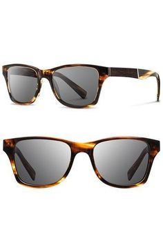 Accessoires : Shwood Canby 53mm Wood Sunglasses | Nordstrom