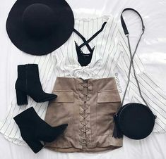 Womens Clothes Jackets if Cute Birthday Outfits To Wear To School over Cute Outfits On Gacha Life lest Womens Clothes For Less Cute Casual Outfits, Pretty Outfits, Stylish Outfits, Simple Outfits, Mode Chic, Mode Style, Teen Fashion Outfits, Womens Fashion, Ootd Fashion