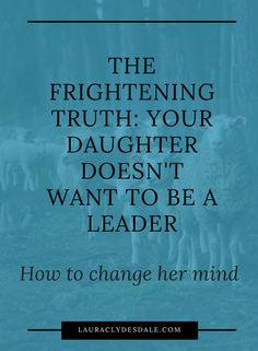 Girls Leaderhip | Leadership Ambition Gap | Leadership Styles