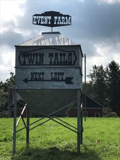 Watch for our antique Chore Boy for directions to the Twin Tails entrance. Chore Boy, Entrance, Twins, Watch, Antiques, Wedding, Antiquities, Valentines Day Weddings, Entryway
